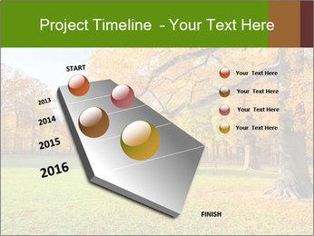 Autumn Landscape PowerPoint Template - Slide 26