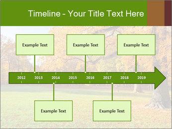 Autumn Landscape PowerPoint Templates - Slide 28