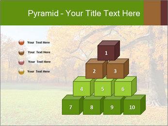 Autumn Landscape PowerPoint Template - Slide 31