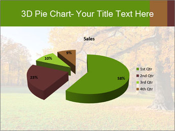 Autumn Landscape PowerPoint Templates - Slide 35