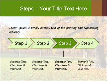 Autumn Landscape PowerPoint Templates - Slide 4