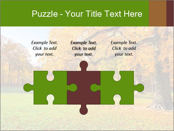 Autumn Landscape PowerPoint Template - Slide 42