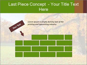 Autumn Landscape PowerPoint Template - Slide 46