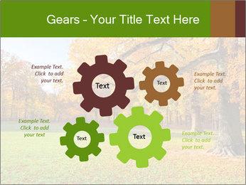 Autumn Landscape PowerPoint Template - Slide 47