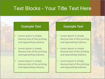 Autumn Landscape PowerPoint Template - Slide 57