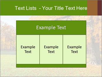 Autumn Landscape PowerPoint Template - Slide 59