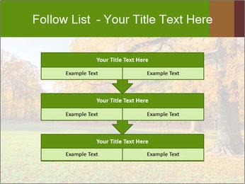 Autumn Landscape PowerPoint Templates - Slide 60