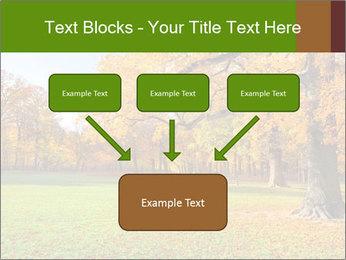 Autumn Landscape PowerPoint Templates - Slide 70