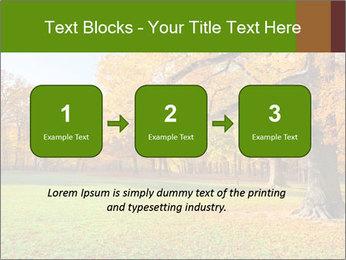 Autumn Landscape PowerPoint Template - Slide 71