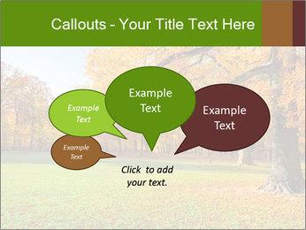 Autumn Landscape PowerPoint Template - Slide 73