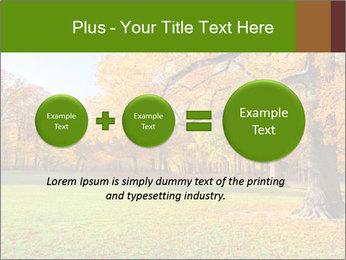 Autumn Landscape PowerPoint Template - Slide 75