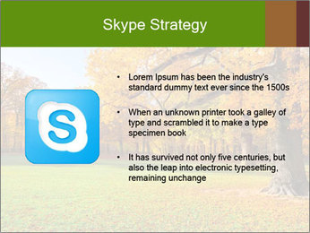 Autumn Landscape PowerPoint Template - Slide 8