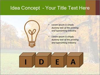 Autumn Landscape PowerPoint Template - Slide 80