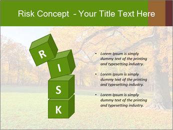 Autumn Landscape PowerPoint Template - Slide 81