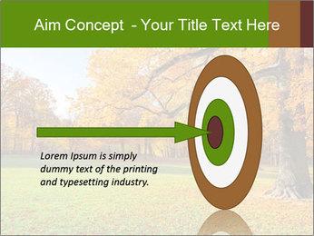Autumn Landscape PowerPoint Template - Slide 83