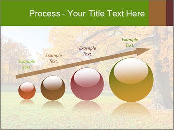 Autumn Landscape PowerPoint Template - Slide 87