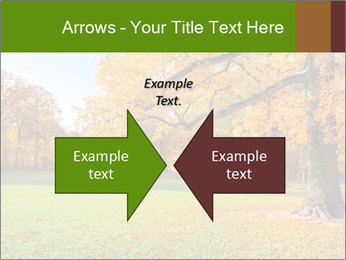 Autumn Landscape PowerPoint Template - Slide 90