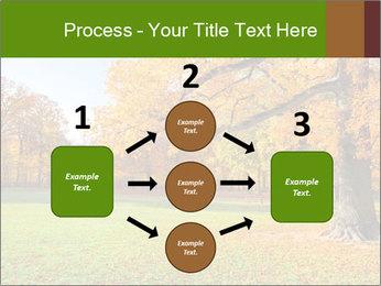 Autumn Landscape PowerPoint Template - Slide 92