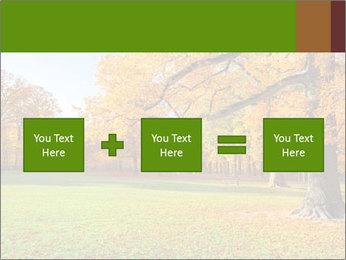 Autumn Landscape PowerPoint Template - Slide 95