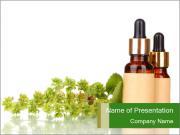 Medicine bottles PowerPoint Templates
