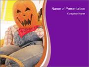 Scarecrow Modèles des présentations  PowerPoint