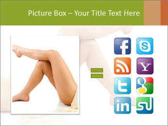 Beautiful legs PowerPoint Templates - Slide 21