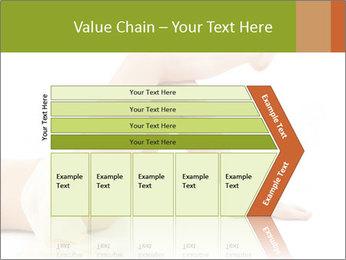 Beautiful legs PowerPoint Templates - Slide 27
