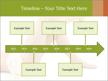 Beautiful legs PowerPoint Templates - Slide 28