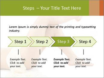 Beautiful legs PowerPoint Templates - Slide 4