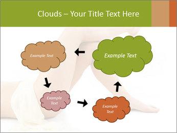 Beautiful legs PowerPoint Templates - Slide 72