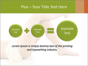 Beautiful legs PowerPoint Templates - Slide 75