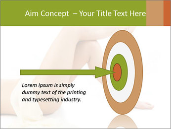 Beautiful legs PowerPoint Templates - Slide 83