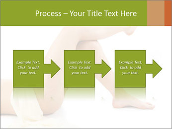 Beautiful legs PowerPoint Templates - Slide 88