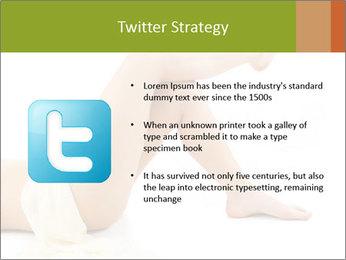 Beautiful legs PowerPoint Templates - Slide 9