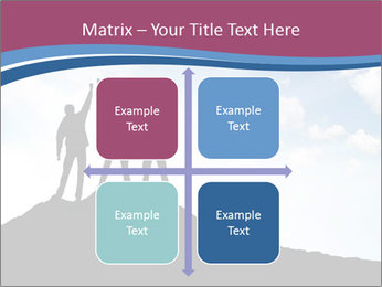 Silhouette of team PowerPoint Templates - Slide 37