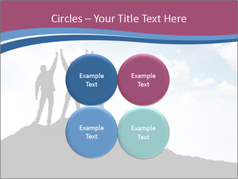 Silhouette of team PowerPoint Templates - Slide 38