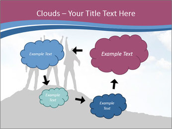 Silhouette of team PowerPoint Templates - Slide 72
