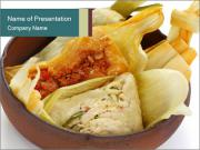 Mexican cuisine PowerPoint Templates