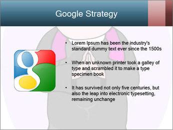 Comic figure PowerPoint Template - Slide 10