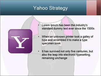 Comic figure PowerPoint Template - Slide 11
