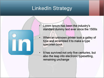 Comic figure PowerPoint Template - Slide 12