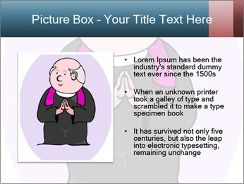 Comic figure PowerPoint Template - Slide 13
