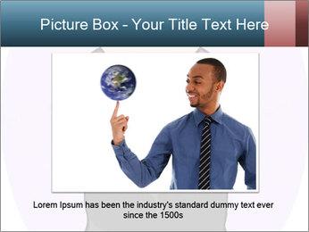 Comic figure PowerPoint Template - Slide 15