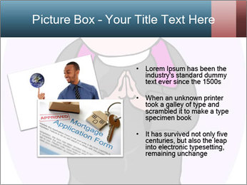 Comic figure PowerPoint Template - Slide 20