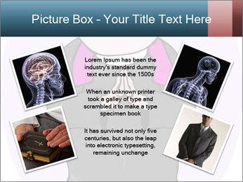 Comic figure PowerPoint Template - Slide 24