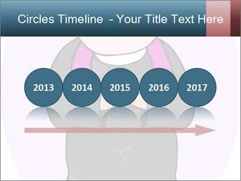 Comic figure PowerPoint Template - Slide 29