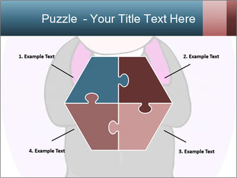 Comic figure PowerPoint Template - Slide 40