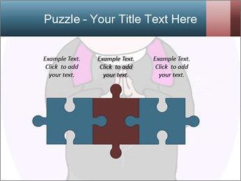 Comic figure PowerPoint Template - Slide 42