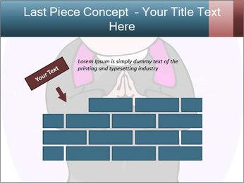 Comic figure PowerPoint Template - Slide 46