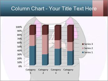 Comic figure PowerPoint Template - Slide 50